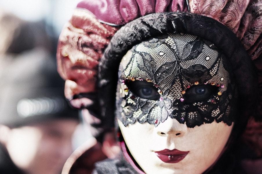 Psychotherapie mit Maske